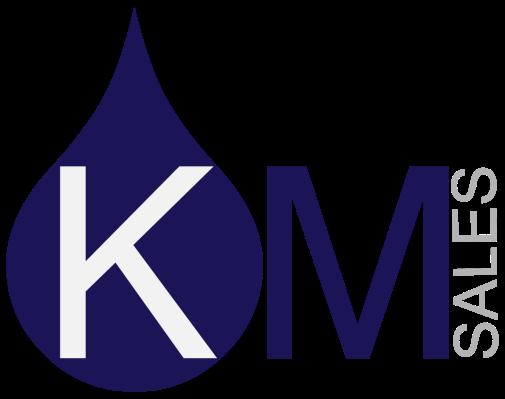 km sales logo